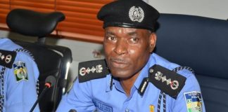 disgraced former police IG, Police report, Day Buhari disgraced