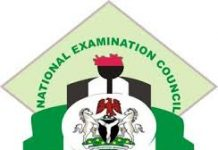 Council registrar, NECO, results for external candidates, examination malpractice, NECO releases 2020 results