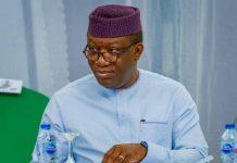 Fayemi pardons 12 inmates in Ekiti, Ekiti State governor, Nigerian Correctional Service, 12 inmates, clemency