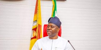Oyo dissolves NYCN exco, Makinde congratulates, Makinde inaugurates chairmen, a member of the Oyo House of Assembly, Hon. Abdullah Abdulrazaq Ademola (popularly known as Omo Sheu), Ibadan South East State Constituency I., PDP grace Ramadan lecture, Fayose, delegates of the PDP, Southwest delegates, People's Democratic Party, Oyo State, Seyi Makinde, candidate of the APC, coalition party, election exercise, Shasha Market, working with security agencies, Oyo State, support the police, other security agencies, Seyi Makinde