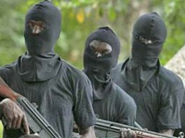 Ika Local Government Area and the Area Command, Etim Ekpo Local Government Area, Akwa Ibom State, killed Akwa Ibom officer, kidnap Deeper Life pastor in church, in Akure, Ondo State,Gunmen abduct church pastor, Gunmen attack Rivers police, Robbers attack bullion van, in Ondo, Akure-Ondo Expressway, Amotekun, Abia State university students abducted by gunmen, report of the attack, kill Solomon Akeweje, abducted the Chairman of Yagba West Local Government, Mr Pius Kolawole, Gunmen kill Kogi commissioner, sign peace deal. FIJ report. terrorists, 65 communities, insurgents, Boko Haram, in Niger State, Peace Deal with Boko Haram, Gunmen abduct AAU don, Prof. Odia, of the Ambrose Alli University (AAU) Ekpoma, at his farm, Edo State, Gunmen kill Customs operatives, in Rivers State, Gunmen kidnap in Ekiti, Erijiyan-Ekiti, kidnap Local Government supervisor, Zamfara, Greenfield, three abducted students, found dead