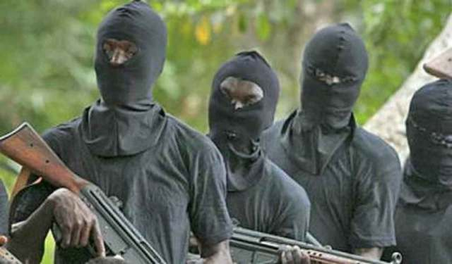 Gunmen attack Rivers police, Robbers attack bullion van, in Ondo, Akure-Ondo Expressway, Amotekun, Abia State university students abducted by gunmen, report of the attack, kill Solomon Akeweje, abducted the Chairman of Yagba West Local Government, Mr Pius Kolawole, Gunmen kill Kogi commissioner, sign peace deal. FIJ report. terrorists, 65 communities, insurgents, Boko Haram, in Niger State, Peace Deal with Boko Haram, Gunmen abduct AAU don, Prof. Odia, of the Ambrose Alli University (AAU) Ekpoma, at his farm, Edo State, Gunmen kill Customs operatives, in Rivers State, Gunmen kidnap in Ekiti, Erijiyan-Ekiti, kidnap Local Government supervisor, Zamfara, Greenfield, three abducted students, found dead