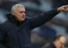 Jose Mourinho to coach AS Roma, in succession of Paulo Fonseca, Serie A club