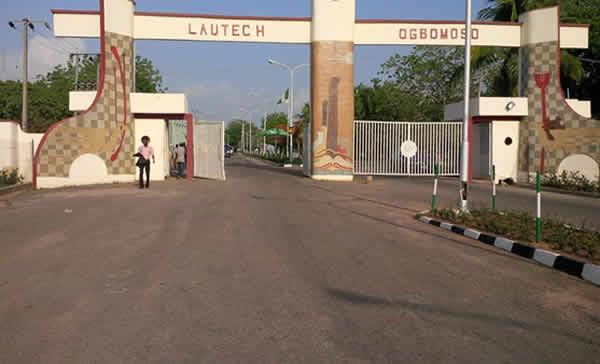 LAUTECH students, shut gates, death of colleague, Asefon Nifemi Bernard,