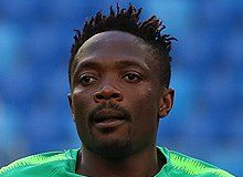 Ahmed Musa donates, to school, Super Eagles, Kano FC