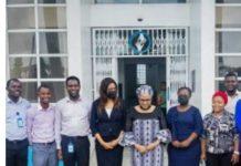 Ajimobi steps down,CEO of ABC Foundation, Oyo State, Florence Ajimobi