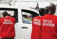 Fake car dealer docked, EFCC arrests 30 suspected internet fraudsters in Ilorin, EFCC arrests 56 internet fraudsters, EFCC arrest Ibadan CEO, suspected internet fraudsters, in Abeokuta, Ogun State, EFCC, EFCC arrested internet fraudsters