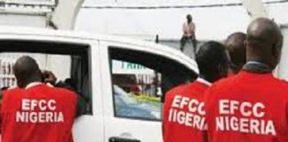EFCC arrest Ibadan CEO, suspected internet fraudsters, in Abeokuta, Ogun State, EFCC, EFCC arrested internet fraudsters