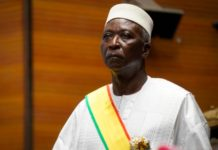 Malian President resigns