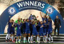 Chelsea wins Champions league
