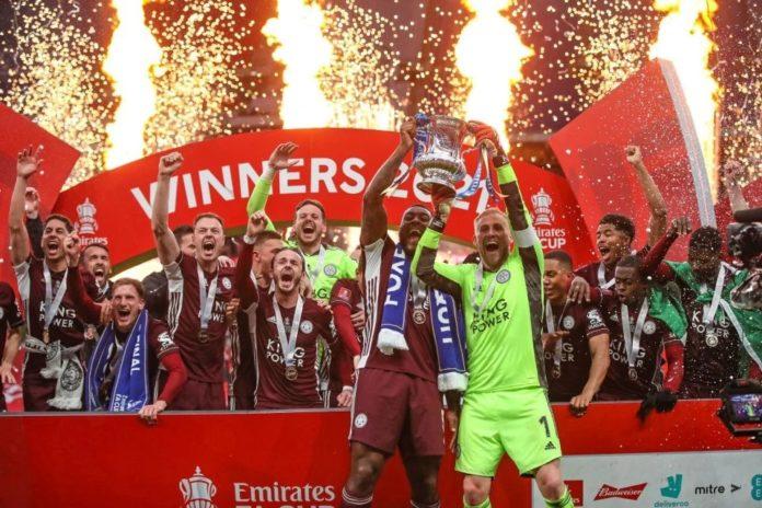 Leicester win FA cup, Winfred Ndidi, Kelechi Iheanacho, beat Chelsea FC, English FA Cup