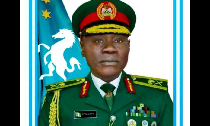 Yahaya assumes office, new chief of staff, Major General Farouk Yahaya