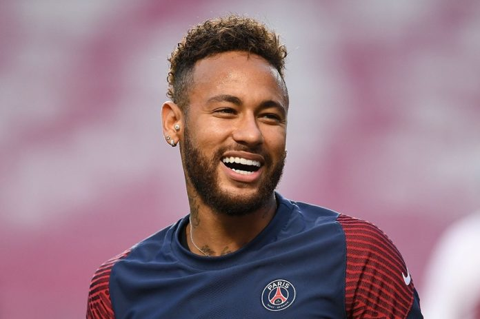 Neymar signs PSG contract, Neymar da Silva Santos Júnior, Paris Saint-Germain (PSG), Champions League
