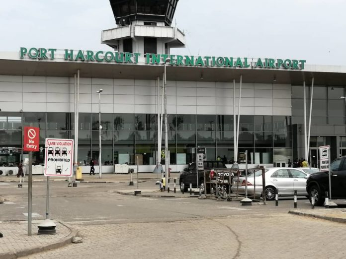 International flights resume at Port Harcourt International Airport, Rivers State, NCAA, P/H airport international flights,