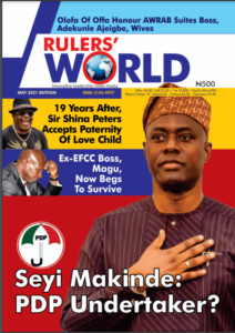 Rulers World Magazine May Edition
