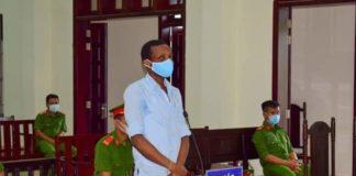 sentence to death, Nigerian footballer, in Vietnam, Cambordian football club, narcotic substance