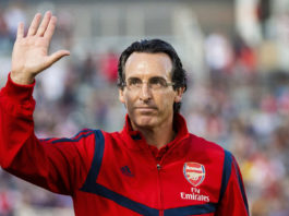 Unai Emery in Arsenal, UEFA Europa League final, cup, Coach Unai Emery, Arsenal FC, Villareal