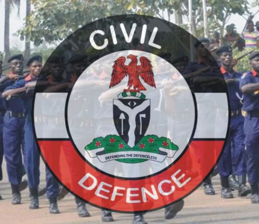 nscdc intercepts in Imo, pipeline vandals in Imo, NSCDC intercepts, truckload of crude oil, Nigeria Security and Civil Defence Corps (NSCDC)