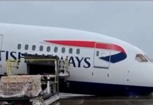 British Airways Dreamliner 787-8