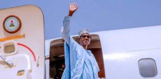 Buhari to attend UN, Buhari travels to London, Buhari postpones medical trip