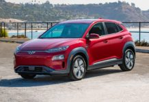 Osinbajo test-drives electric car