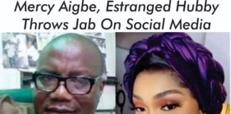 Mercy Aigbe Fathers' Day
