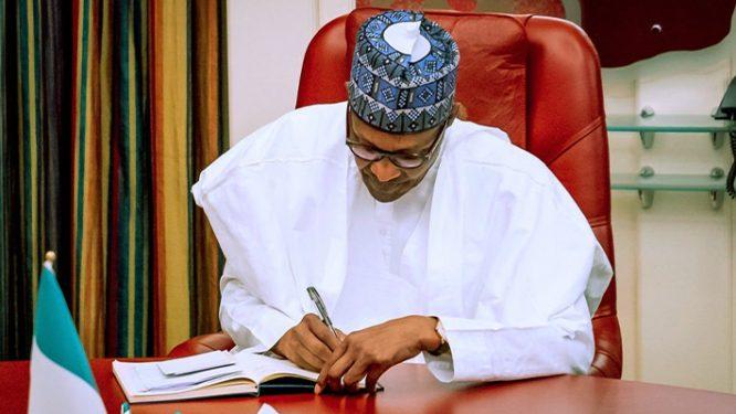 Buhari swears-in Permanent secretaries, 41 Federal universities chancellors, Buhari approves aviation university, Buhari appoints PPPRA chairman, Buhari appoints permanent secretaries, FG dissolves Athletics board