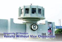 University of Ibadan acting Vice-Chancellor