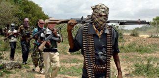 Bandits kidnap two soldiers, Bandits kill 13 policemen, Emir of Kajuru kidnapped, Gunmen abduct Nasarawa couple, abduct Kaduna hospital babies