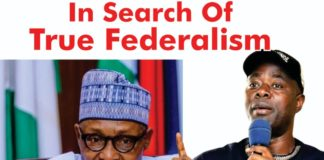 search of true federalism