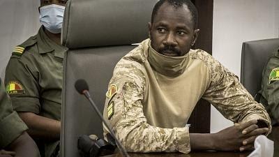 Mali interim President attacked