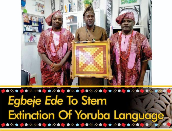 Egbege Ede initiative