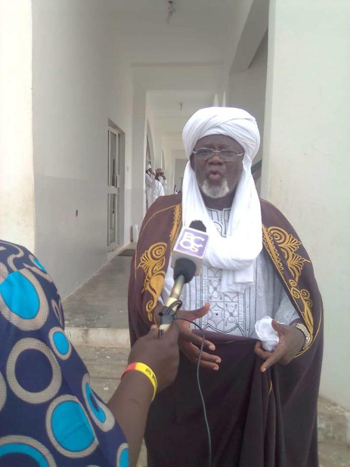 Eidl Kabir Cleric warns Nigerians to refrain from sins