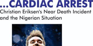 Eriksen cardiac arrest