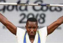 Deported Ugandan weightlifter detained