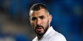 Benzema tests positive, for COVID-19