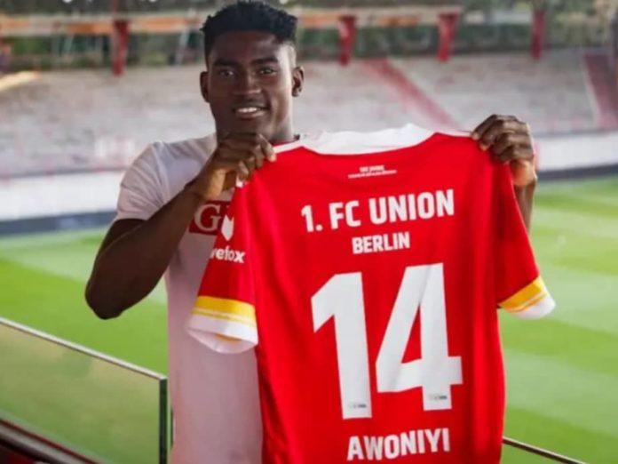 Awoniyi to Union Berling