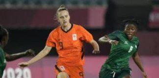 Netherlands Zambia 10-3 win