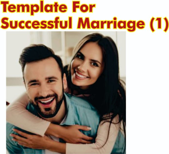 Successful marriage