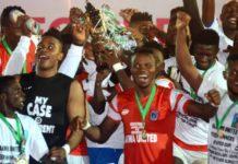 Akwa United pledge redeemed