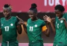 Zambia's captain hattrick