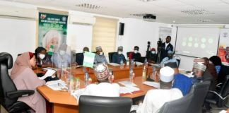 USAID partner on primary healthcare