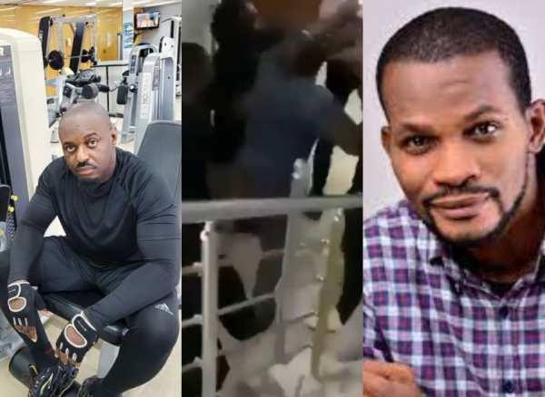 beats Uche Maduagwu for calling