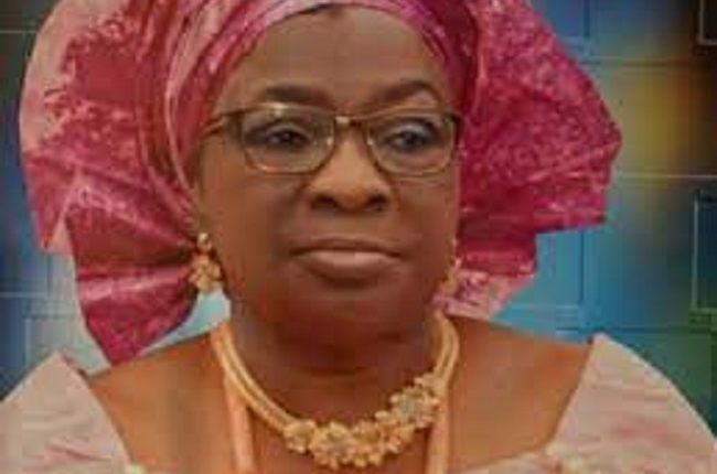 Former Oyo First lady, Florence Ajimobi loses mum