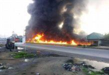 Three die as tankers explode in Rivers