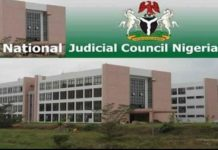NJC recommends appointment of six Chief Judges