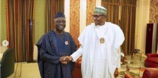 Pastor Bakare meets Buhari, kicks against power shift based on region