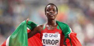 Kenya mourns as athlete murdered
